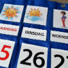 Akros weekkalender