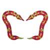 Lang als een slang